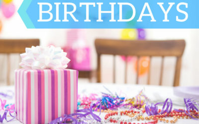 Book Birthday Party – San Diego