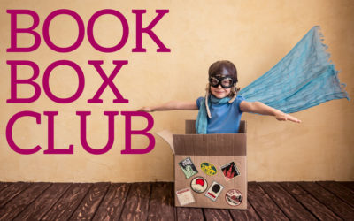 Monthly Book Box Club for Kids
