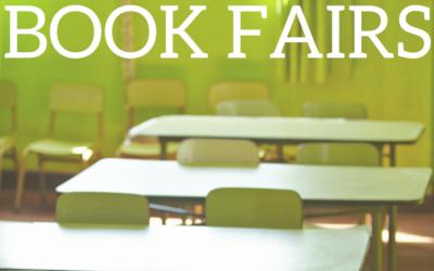 Book Fair – 50% back in FREE books!