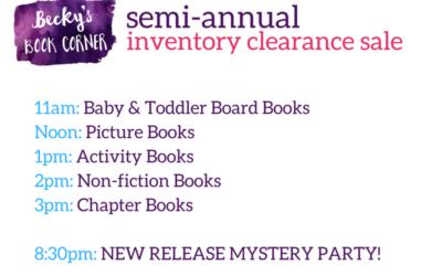 January 2017 Usborne Book Sale – 20-60% off