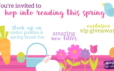 Hop Into Reading This Spring!