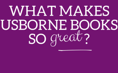 What makes Usborne Books SO great?!