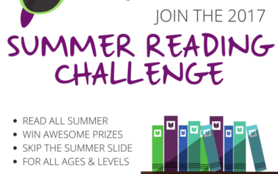 Join the 2017 Summer Reading Challenge