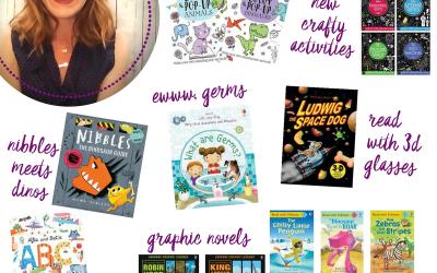 New Books from Usborne Books & More – yipeeee!!!